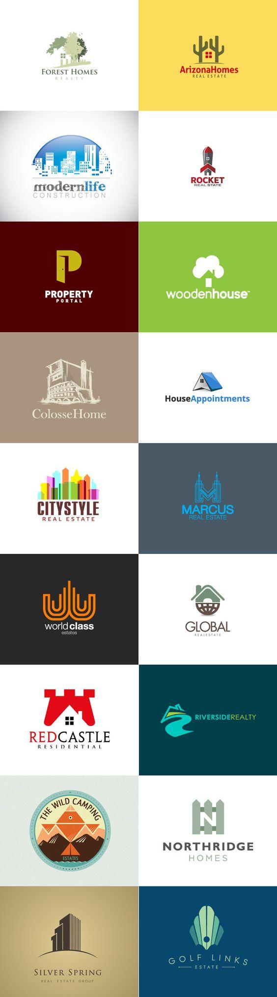 grafiker.de - Logo-Inspiration: Immobilien & Co.