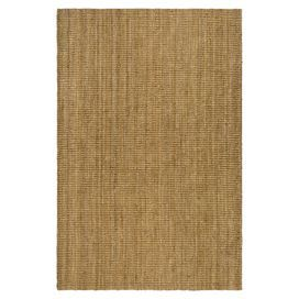 Natural fiber rug. Hand-woven in Made in India.  Product: RugConstruction Material: SisalColor: NaturalFeatures:  Made in IndiaPower-loomed Note: Please be aware that actual colors may vary from those shown on your screen. Accent rugs may also not show the entire pattern that the corresponding area rugs have.Cleaning and Care: Professional cleaning recommended