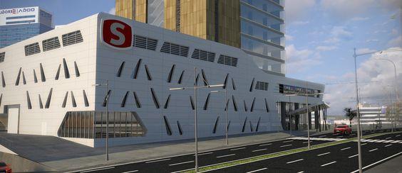 S headquarters, Ennac Architects