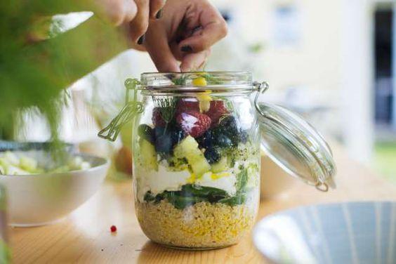 Sommersalat, Salat, Salat leicht, summer salad, fresh salad, healthy, gesund, Salat gesund, salad healthy, Salat Rezept, salad recipe