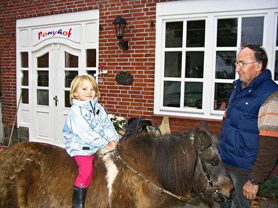 Ponyhof Naeve - Reiterferien am Wittensee