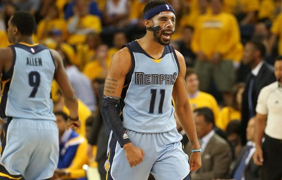 Grizzlies at Warriors - Game 2 - 5/5/15