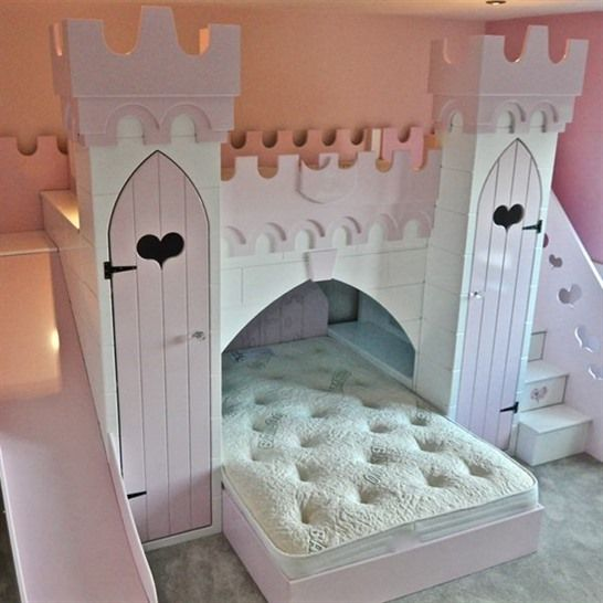 22 Classy Princess Bed Ideas Bed For Girls Room Kid Beds