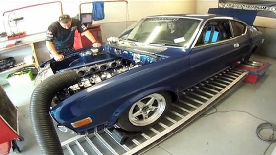 Want to see a 6-rotor Wankel on the dyno?