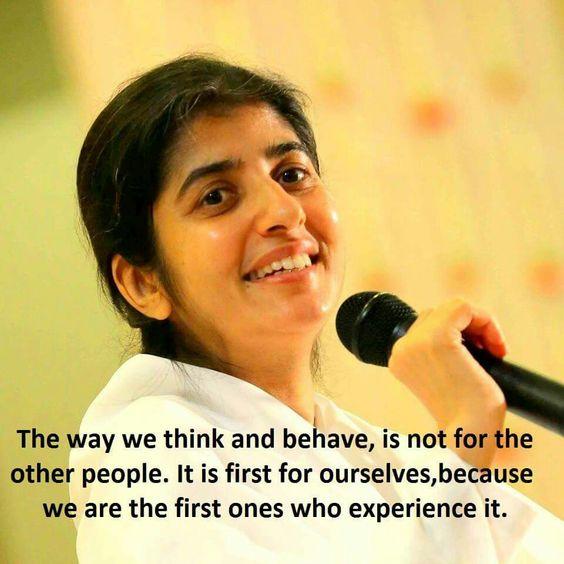 Brahma Kumaris Positive Thinking Quotes: Pinterest • The World's Catalog Of Ideas