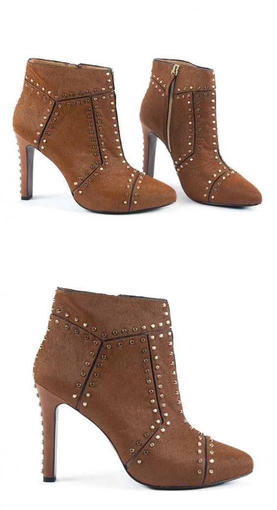 United Nude Ankle Boots FW 2015 | Charity Heels
