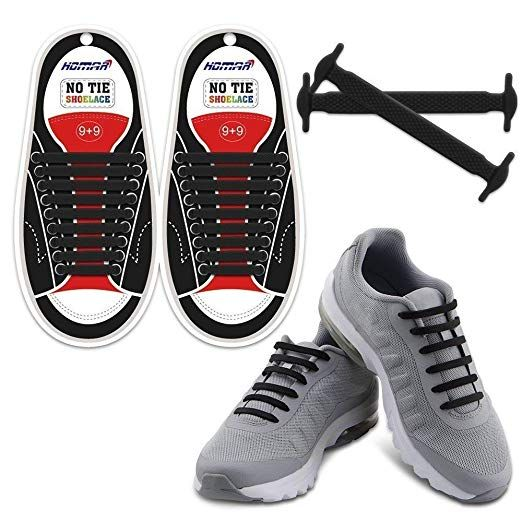 Best in Sports Shoelaces Waterproof Silicone Flat Elastic Athletic Running Shoe Laces with Multicolor for Sneaker Boots Board Shoes and Casual Shoes No Tie Shoelaces for Kids and Adults