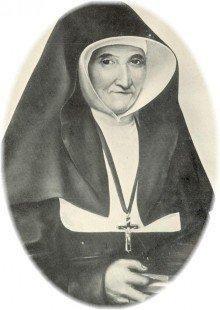 Elisabeth Gruijters, stichteres Zusters Onder de Bogen