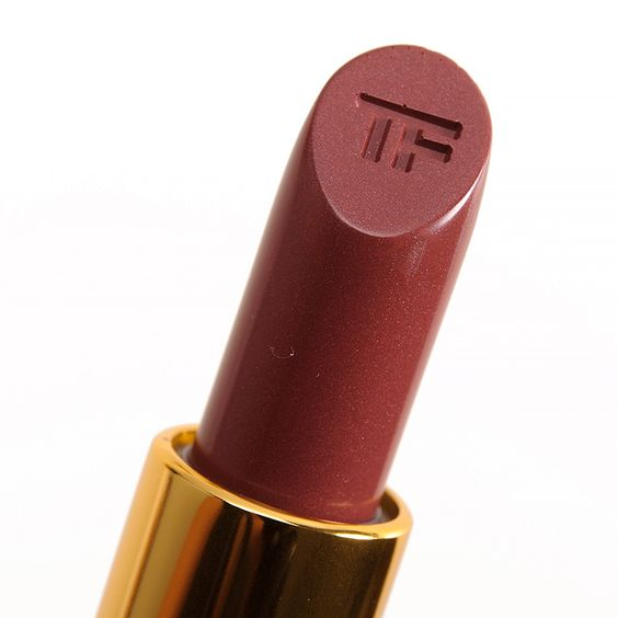 Guillermo Lipstick ($32.00 for 0.07 oz.) is a plummy brown with warm undertones…