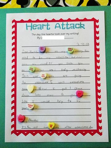 Valentine's Day Worksheets and Printables