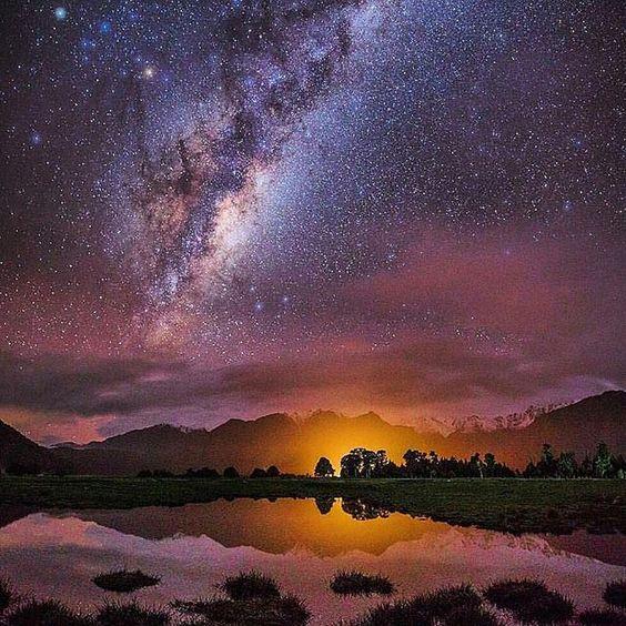 Amazing image of Glacier Country on New Zeland's West Coast. ------------------------------------- Credit:@shaun_jeffers ☺ #space_photography_eu #space #photography #astrophotography #astronomy #universe #cosmos #galaxy #nebula #stars #planet #nasa #science #photooftheday #amazing