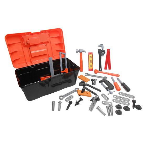 Home Depot Toys For Boys : Home depot talking tool chest toys r us australia let