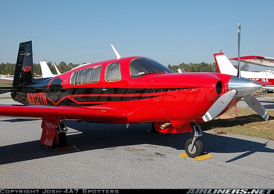 Mooney M-20TN Acclaim aircraft picture