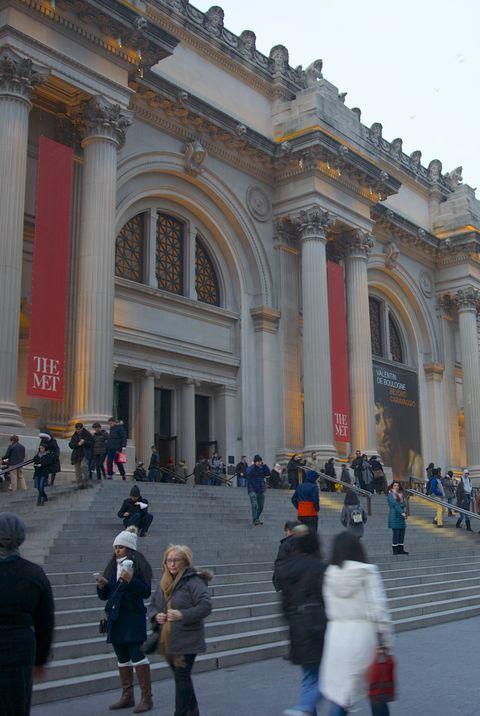 50 Things To See And Do In New York City Museums In Nyc Metropolitan Museum New York City