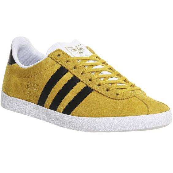 Adidas Gazelle OG ($105) ❤ | Chaussure sport, Sneakers