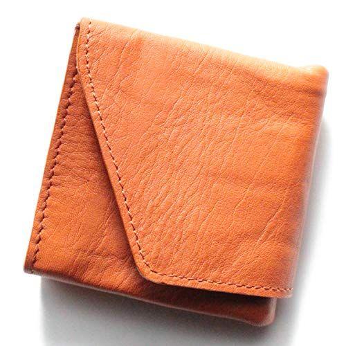 東京下町工房 旅行財布 コンパクト財布 本革 職人手作り 盗難防止