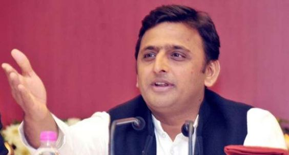 Buoyed by SP's performance in the by-elections, Uttar Pradesh Chief Minister #AkhileshYadav today said people of the state have shown the door to divisive and communal forces.