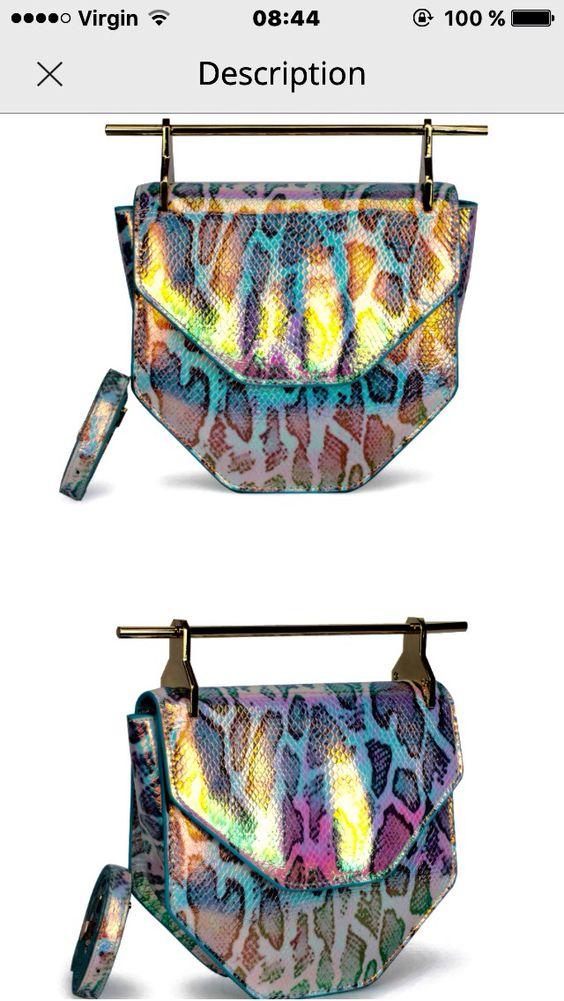 Stunning purse