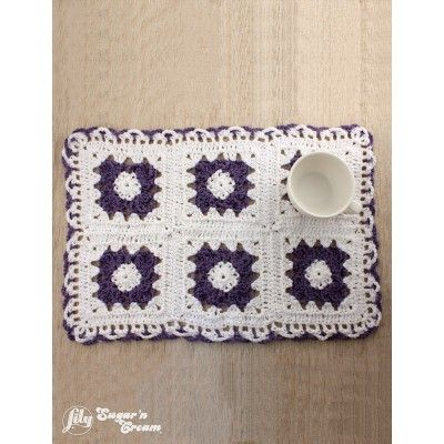 Free Easy Placemat Crochet Pattern New Free Patterns ...