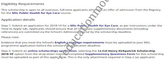 Sitaram Jindal Scholarship  Apply Online