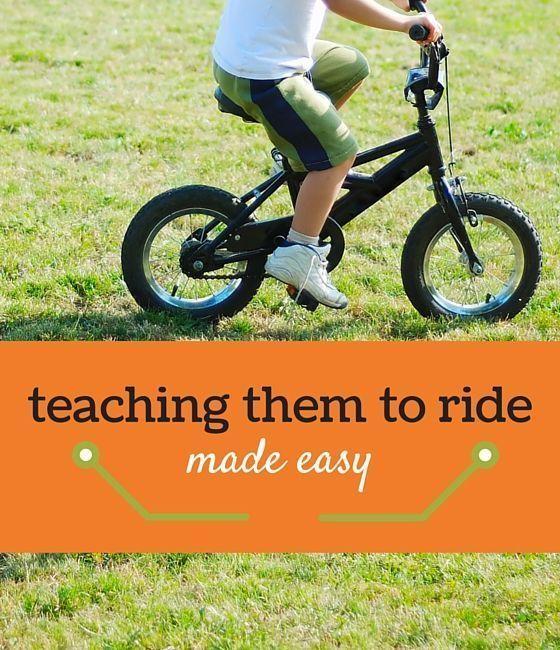 Teaching A Child To Ride A Bike 12 Tips Kids Bike Riding Tips