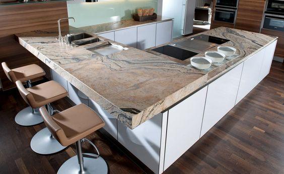 Welche Hersteller von Küchenarbeitsplatten gibt es - alno küchen katalog