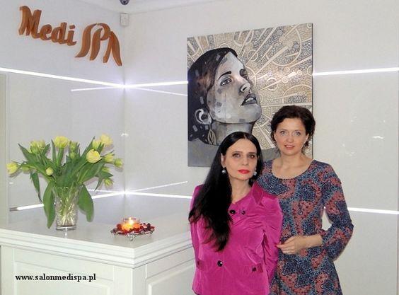 Izabela Jarska i Magdallena Woźniak