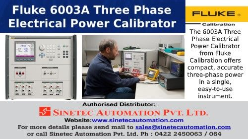 Coimbatore Electric Power Quality 6003a Three Phase Electrical Power Calibrator Electric Power Post Free Ads Free Ads
