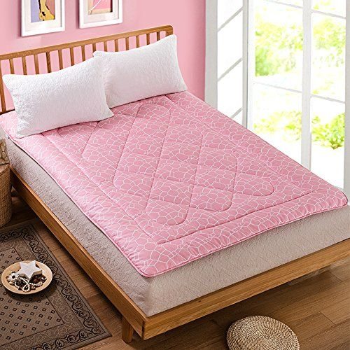 D Le Tatami Floor Mat Foldable Breathable 100 Cotton Mattress Topper Stereoscopic Quilting Mattress Soft Comfort Pin Cotton Mattress Mattress Mattress Topper