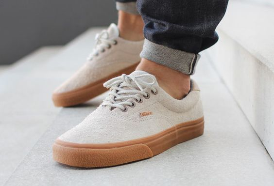I really like these! Vans Era 59 California Hairy Suede post image