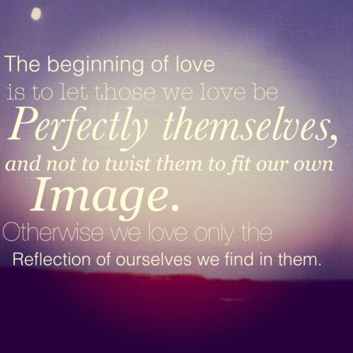 Beginning Relationship Quotes: Love This #quote From Thomas Merton