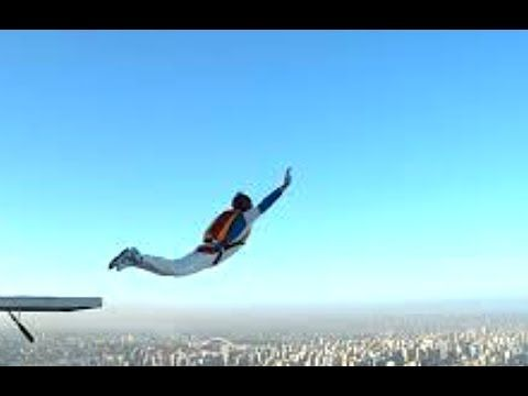 Lets Fly Away The Incredibles Defying Skydiving