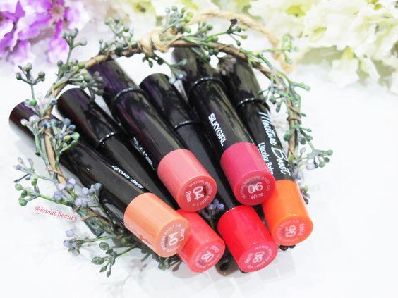 SilkyGirl Lip Color Balm