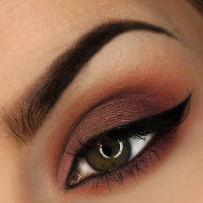 Smolder your way to that night out in smoked-out earth-toned eyeshadow. Punctuate with bold winged out liner for added flair. Recreate this stunner with the makeup essentials found here.. Check out that cool T-Shirt here:  https://www.sunfrog.com/Earth-day-T-Shirt-hoodie-Black-Guys.html?53507