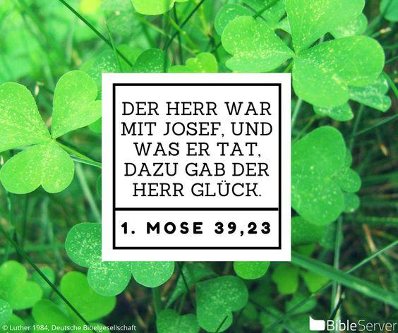 Nachzulesen auf BibleServer | 1. Mose 39,23