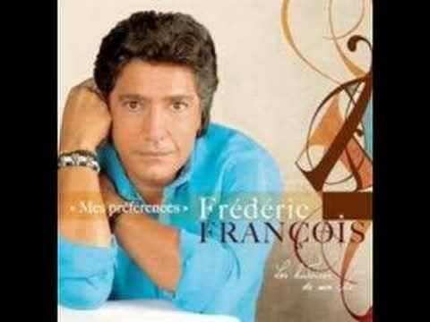 Medley Mes plus belles chansons d'amour de Frédéric François