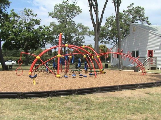 Outdoor Exercise Equipment http://www.generalrecreationinc.com General Recreation Inc 25 Reese Ave Newtown Square, PA 19073 (610) 353-3332