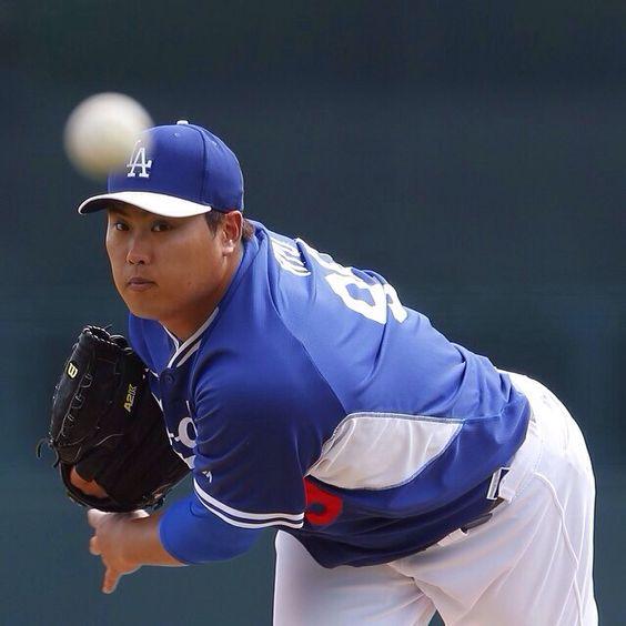 La Dodgers Hyun Jin Ryu