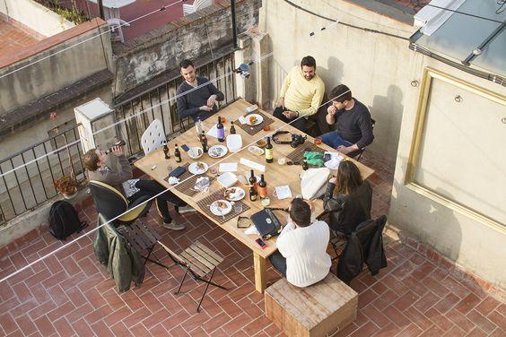 Pop-up restaurants: La Santa Voluntad