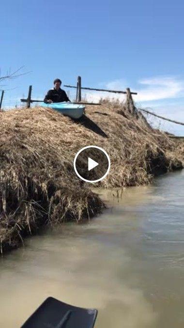 Navegando no rio