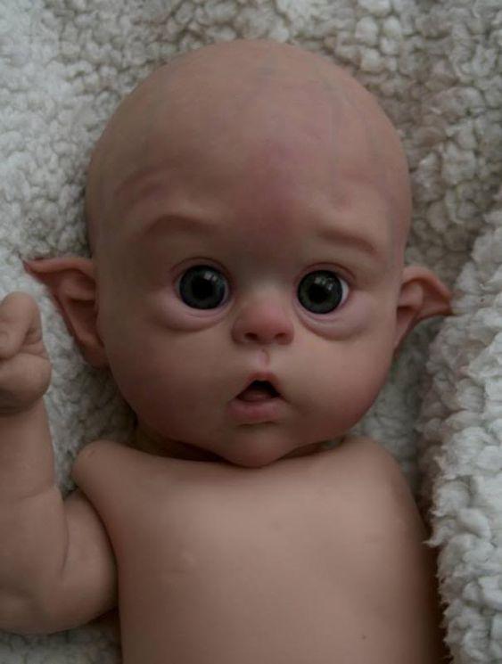 Cute little sweet doll 5