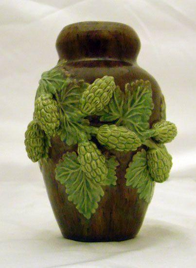Rye Pottery Hopware Vase