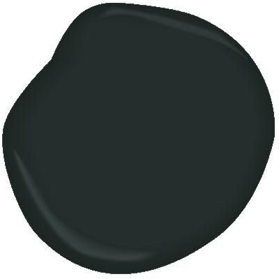 Pm 12 black forest green green warm and paint colors for Dark forest green paint