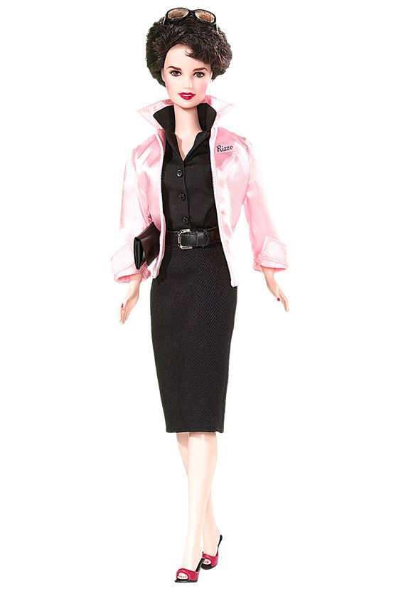 Grease® Rizzo Barbie® Doll (Race Day)
