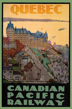 Quebec City & its famous Château Frontenac | Québec