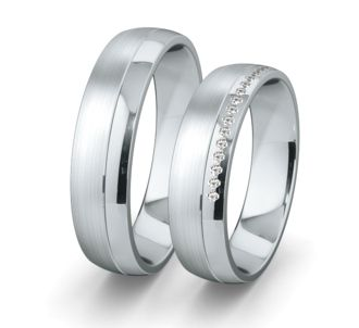 unique german wedding bands worn on the traditional right ring finger - German Wedding Rings