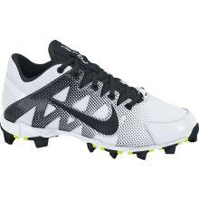 Nike Women's Hyperdiamond Keystone Softball Cleats - Red/Volt/White | DICK'S Sporting Goods