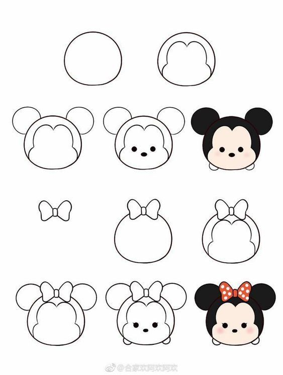 Top 90 Easy And Creative Ideas For Art Drawing Cute Easy Drawings Easy Disney Drawings Easy Drawings