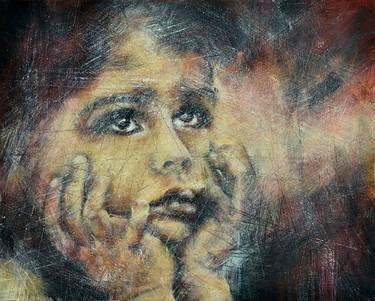 "Saatchi Art Artist Nena Stojanovic; Painting, ""Innocent plasma"" #art"