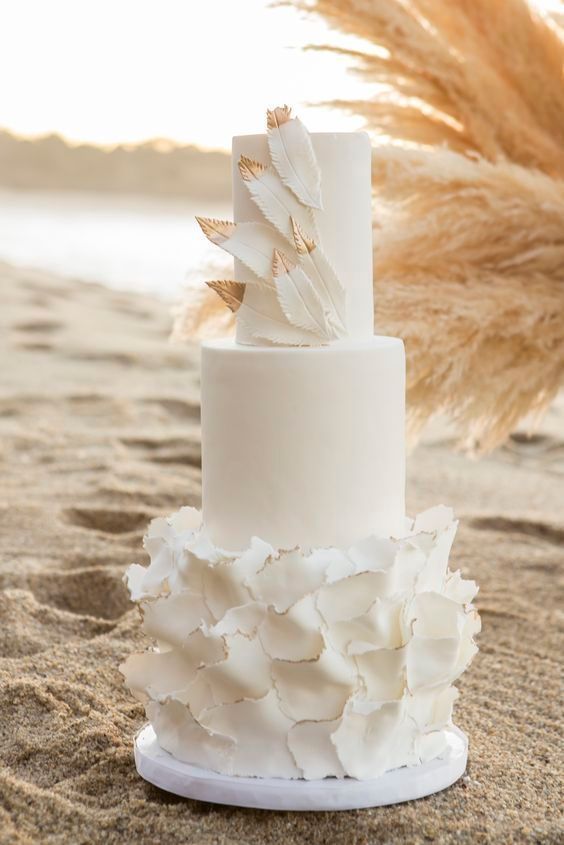 Top 10 Wedding Cake Trends For 2020 Floral Wedding Cakes Themed